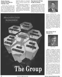 Maritime Reporter Magazine, page 24,  Mar 1992 Duane D. Fitzgerald