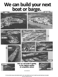 Maritime Reporter Magazine, page 25,  Mar 1992