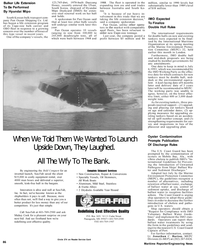 Maritime Reporter Magazine, page 28,  Mar 1992