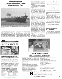 Maritime Reporter Magazine, page 29,  Mar 1992