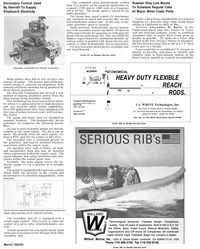 Maritime Reporter Magazine, page 41,  Mar 1992