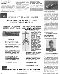 Maritime Reporter Magazine, page 42,  Mar 1992 Cordage Institute