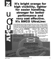 Maritime Reporter Magazine, page 45,  Mar 1992 America