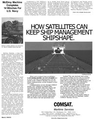 Maritime Reporter Magazine, page 51,  Mar 1992
