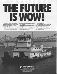 Maritime Reporter Magazine, page 56,  Mar 1992