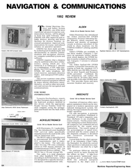 Maritime Reporter Magazine, page 64,  Mar 1992