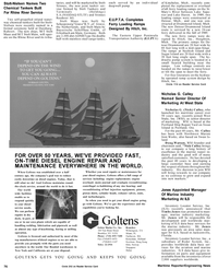 Maritime Reporter Magazine, page 76,  Mar 1992 Oregon