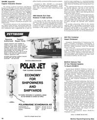Maritime Reporter Magazine, page 88,  Mar 1992 Ohio