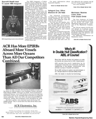 Maritime Reporter Magazine, page 8,  Apr 1992 Syncrolift??