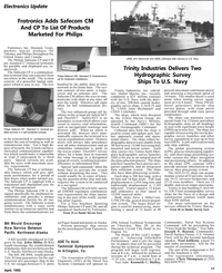Maritime Reporter Magazine, page 9,  Apr 1992 29th Annual Technical Symposium