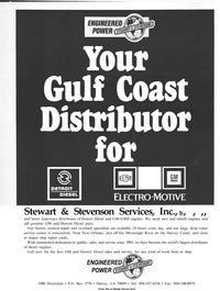 Maritime Reporter Magazine, page 1,  Apr 1992 lower waterways distributor