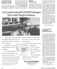 Maritime Reporter Magazine, page 38,  Apr 1992