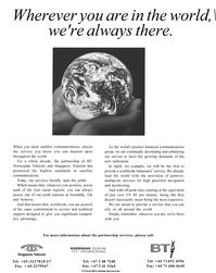 Maritime Reporter Magazine, page 39,  Apr 1992 Singapore Telecom