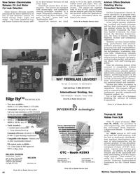 Maritime Reporter Magazine, page 42,  Apr 1992