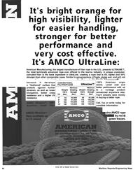 Maritime Reporter Magazine, page 46,  Apr 1992