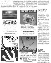 Maritime Reporter Magazine, page 48,  Apr 1992 New York