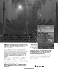 Maritime Reporter Magazine, page 52,  Apr 1992 marine applications