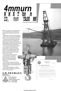 Maritime Reporter Magazine, page 55,  Apr 1992