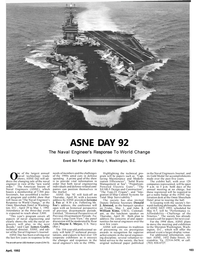 Maritime Reporter Magazine, page 62,  Apr 1992 J. William Kime