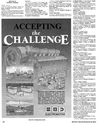 Maritime Reporter Magazine, page 63,  Apr 1992