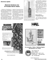 Maritime Reporter Magazine, page 75,  Apr 1992