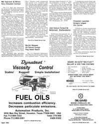 Maritime Reporter Magazine, page 78,  Apr 1992