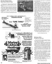 Maritime Reporter Magazine, page 87,  Apr 1992