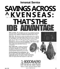 Maritime Reporter Magazine, page 88,  Apr 1992