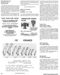 Maritime Reporter Magazine, page 89,  Apr 1992