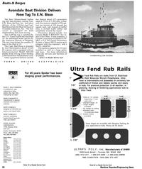 Maritime Reporter Magazine, page 93,  Apr 1992