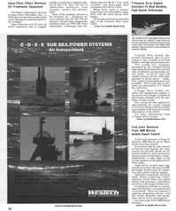 Maritime Reporter Magazine, page 4th Cover,  Apr 1992