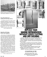 Maritime Reporter Magazine, page 9,  May 1992 Ohio