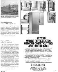 Maritime Reporter Magazine, page 11,  May 1992 Ohio