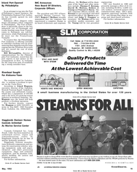 Maritime Reporter Magazine, page 15,  May 1992 Etowah County