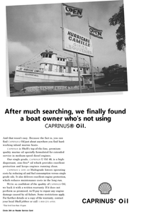 Maritime Reporter Magazine, page 2nd Cover,  May 1992 zinc-free oil