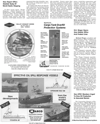 Maritime Reporter Magazine, page 20,  May 1992 Oregon