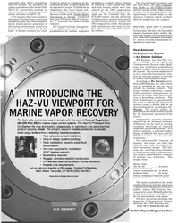 Maritime Reporter Magazine, page 24,  May 1992