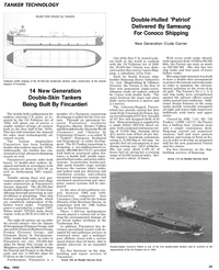 Maritime Reporter Magazine, page 25,  May 1992