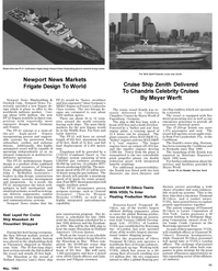 Maritime Reporter Magazine, page 29,  May 1992