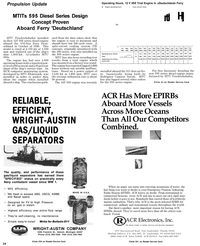 Maritime Reporter Magazine, page 34,  May 1992 gas/liquid separators