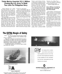 Maritime Reporter Magazine, page 36,  May 1992 United States Navy