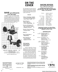 Maritime Reporter Magazine, page 2,  May 1992 Caribbean