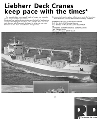 Maritime Reporter Magazine, page 49,  May 1992 SCHILLER INTERNATIONAL CORPORATION