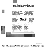 Maritime Reporter Magazine, page 51,  May 1992 Mobil Oil Corporation