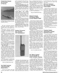 Maritime Reporter Magazine, page 68,  May 1992 Virginia