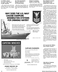 Maritime Reporter Magazine, page 78,  May 1992