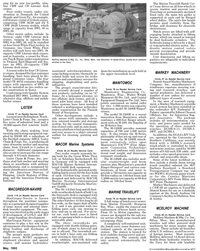 Maritime Reporter Magazine, page 3rd Cover,  May 1992
