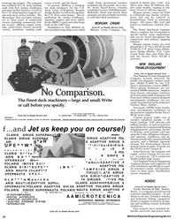 Maritime Reporter Magazine, page 4th Cover,  May 1992