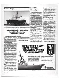 Maritime Reporter Magazine, page 9,  Jun 1992 Louisiana