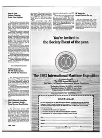 Maritime Reporter Magazine, page 117,  Jun 1992 Josef Walter